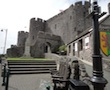 Pembroke Castle, birth place of Henry VII
